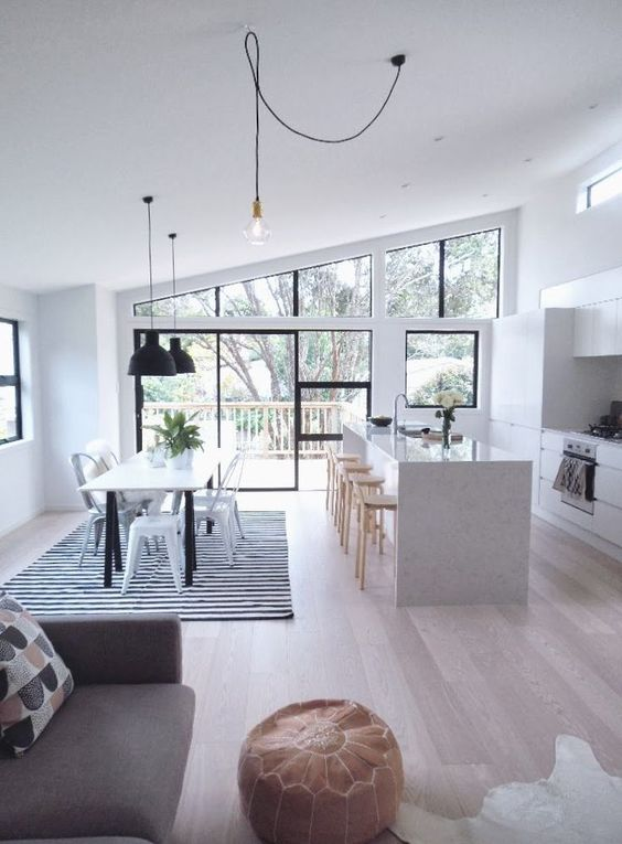 open plan kitchen 3 Things You Have to Sort Out Before Selling Your Home