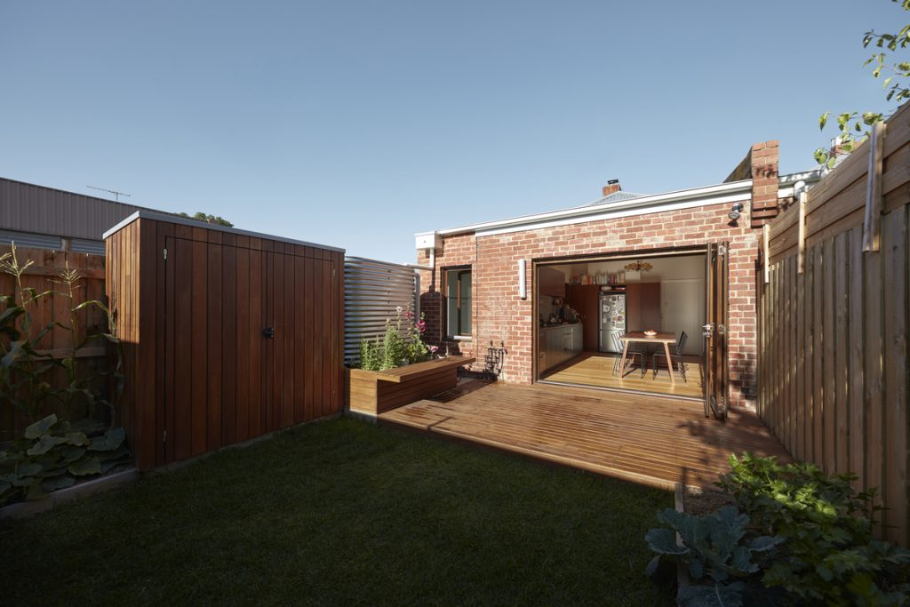 27203 tom ross 1024x683 A Small Brick Home By Jos Tan Architects