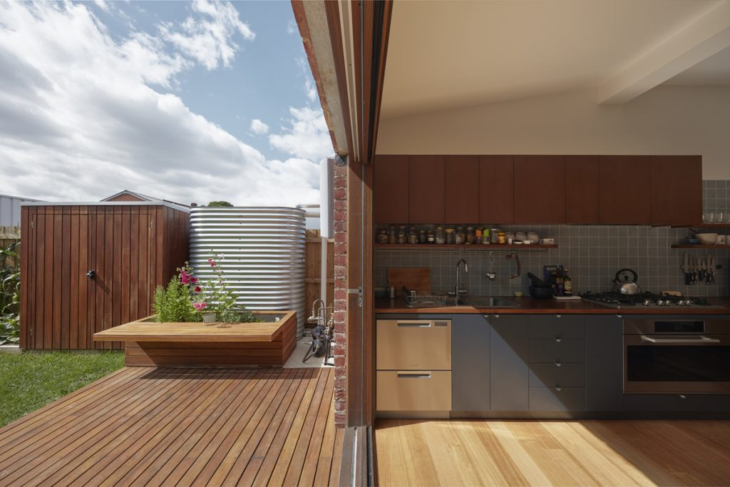 27208 tom ross 1024x683 A Small Brick Home By Jos Tan Architects