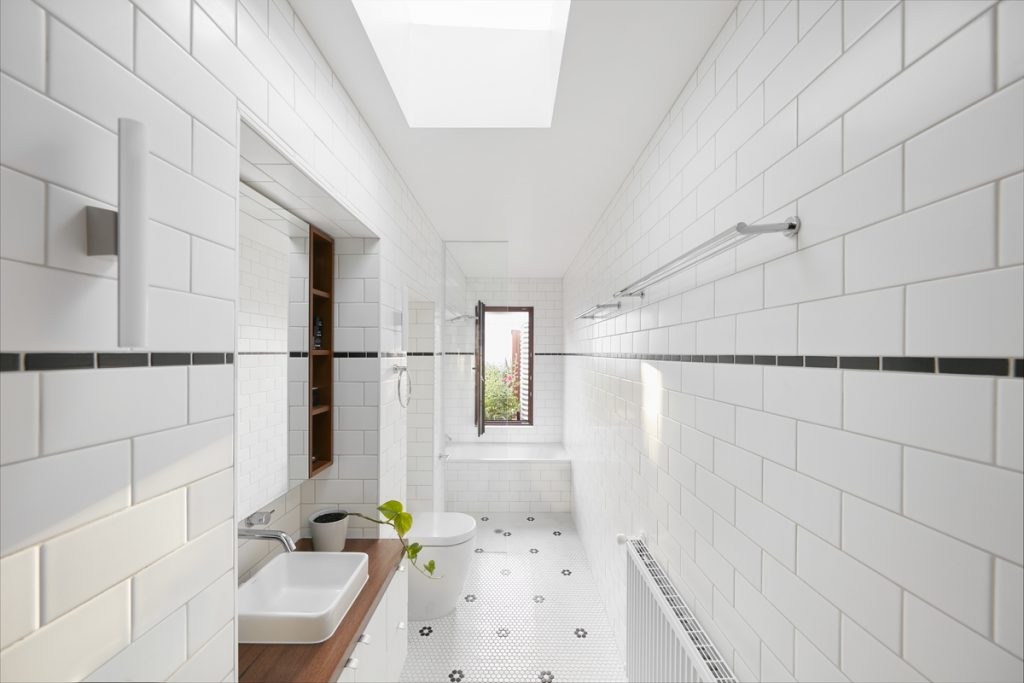 27213 tom ross 1024x683 A Small Brick Home By Jos Tan Architects