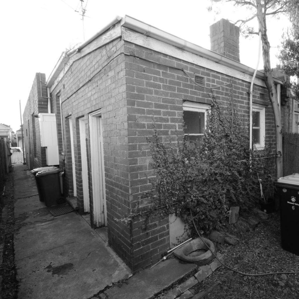 27272 rear of house b jos tan 1024x1024 A Small Brick Home By Jos Tan Architects