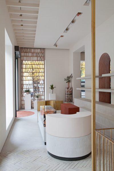 Malababa Flagship Store by Matteo Ferrari & Ciszak Dalmas Studios