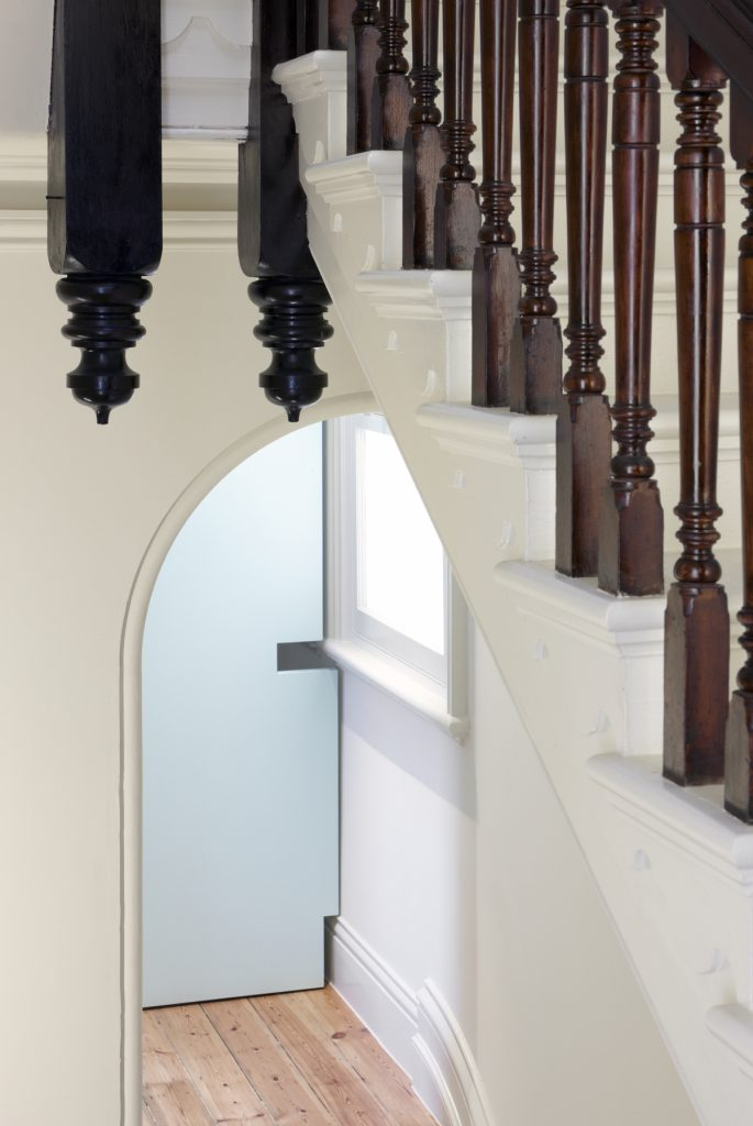 30791 stairandhallway 685x1024 Queen Bess House by ZGA Studio