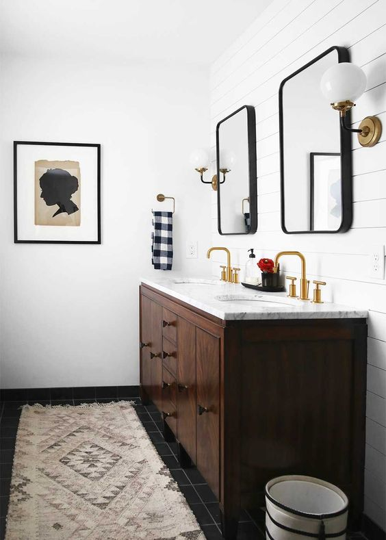 bathroom accessories How to Give Your Home a Modern Feel
