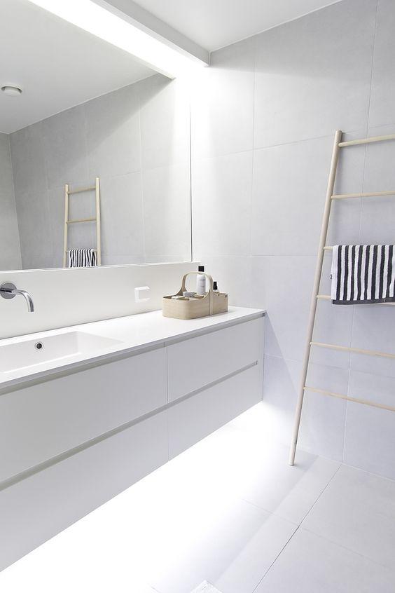 led bathroom lighting How to Transform Your Bathroom into a Sanctuary
