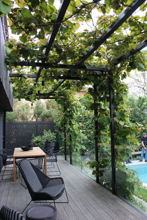 outdoor garden Exterior perfection   how to make the perfect garden space