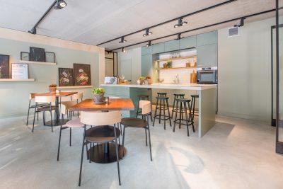 SLA Amstelveenseweg – a Salad Bar by Standard Studio