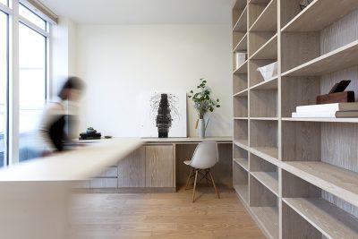 1500 ft2 Apartment Renovation by Haeccity Studio Architecture