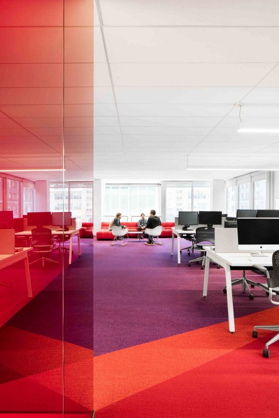 What Makes a Productive Office Space?