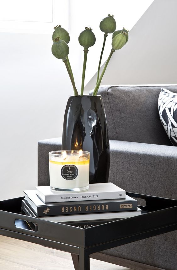 small black coffee table Modern Coffee Table: 23 Best Designs and Ideas for Your Living Room