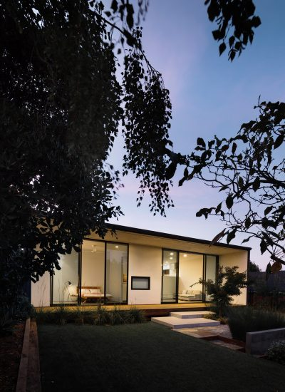 Peninsula Addition by Michael Hennessey Architecture
