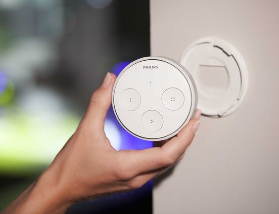 philips hue tap How to Add a Modern Touch to Your Home