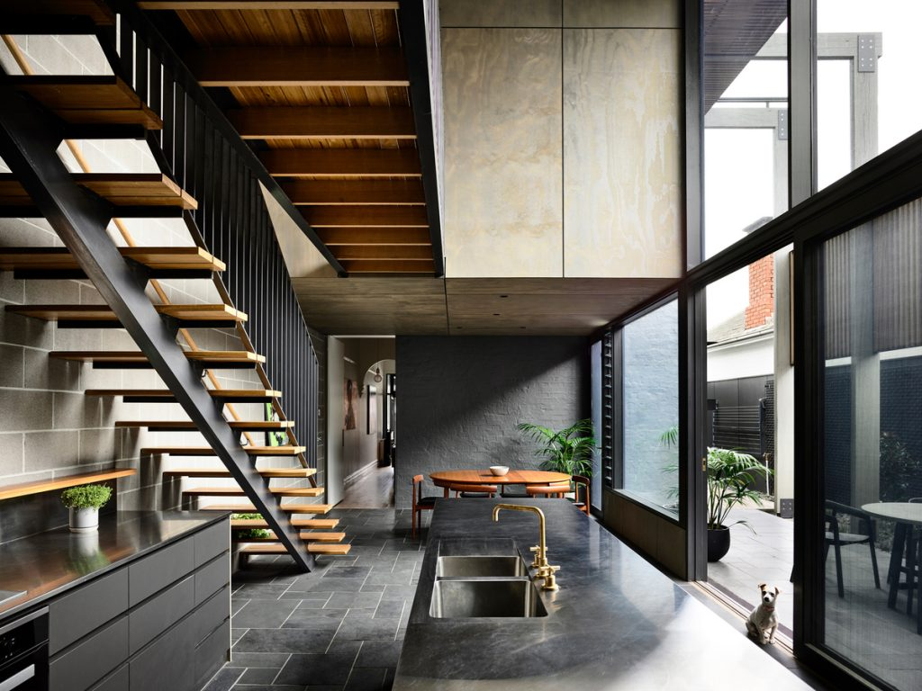 12 1024x768 Renovation and extension by Zen Architects