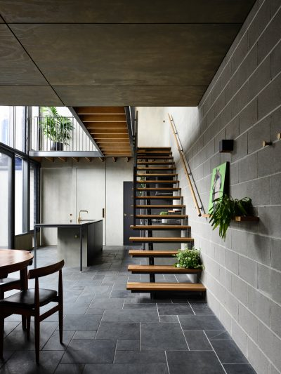 Renovation and extension by Zen Architects