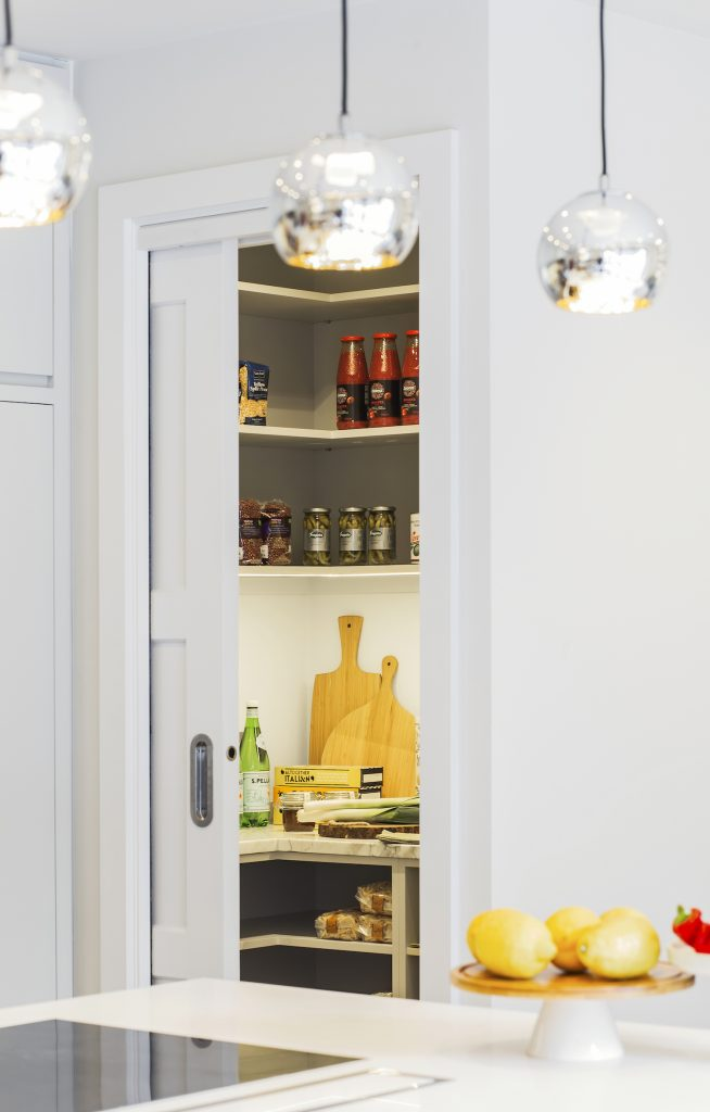 after 1f kitchen larder lli design 654x1024 A Total Refurbishment Of A Seven story Townhouse In Highgate