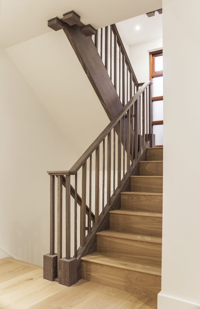 after 2f bespoke staircase lli design 662x1024 A Total Refurbishment Of A Seven story Townhouse In Highgate