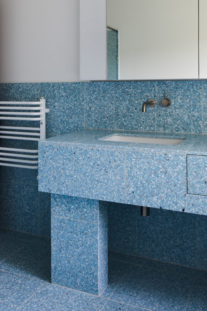 bathroom detail 683x1024 Northcote House Renovation By Winwood Mckenzie Architecture