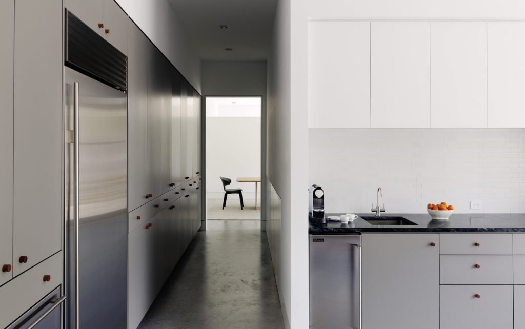 butlers pantry 1024x642 Family Headquarters by Viviano Viviano architecture