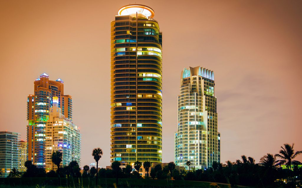 World-class residential properties in Miami