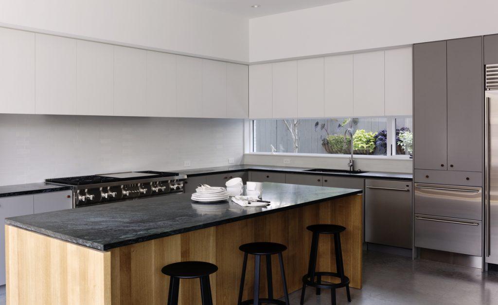 kitchen 2 1024x629 Family Headquarters by Viviano Viviano architecture