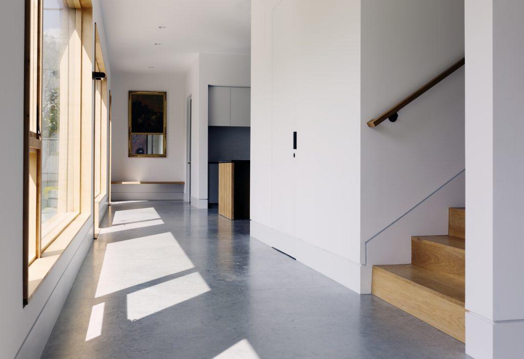 main hall 1024x702 Family Headquarters by Viviano Viviano architecture