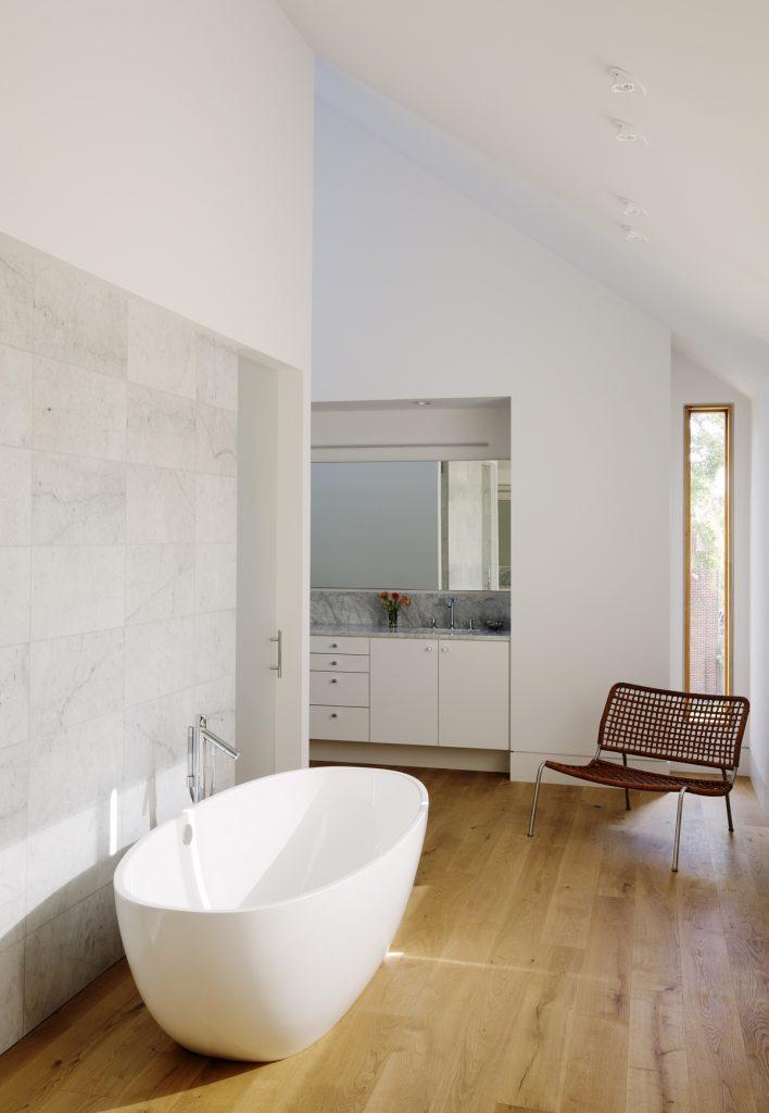 master bathroom 2 708x1024 Family Headquarters by Viviano Viviano architecture