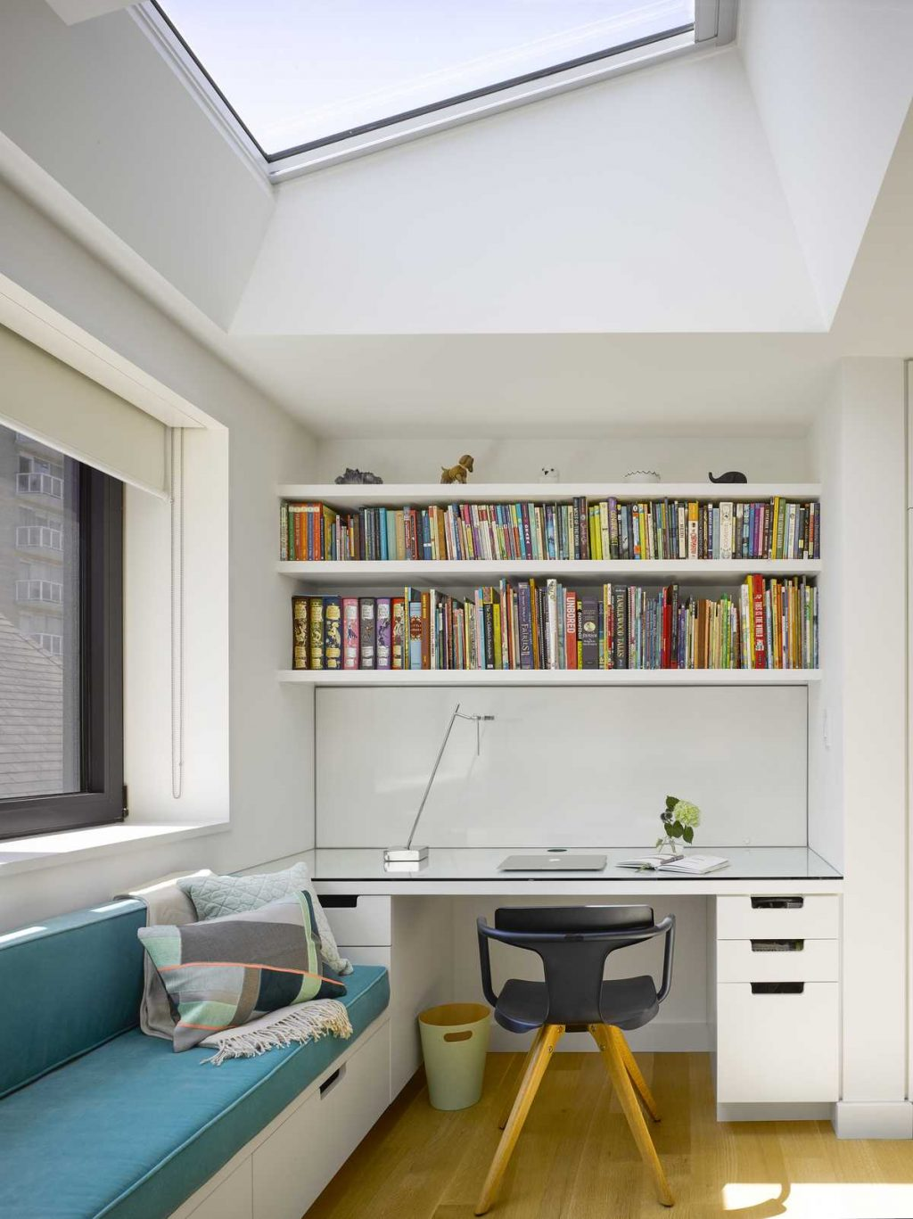 A renovation and addition to an Edwardian-era house in Toronto