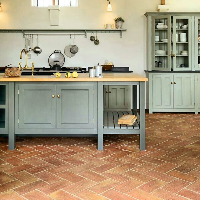 earthy toned kitchen Our Favorite Kitchen Trends of 2019