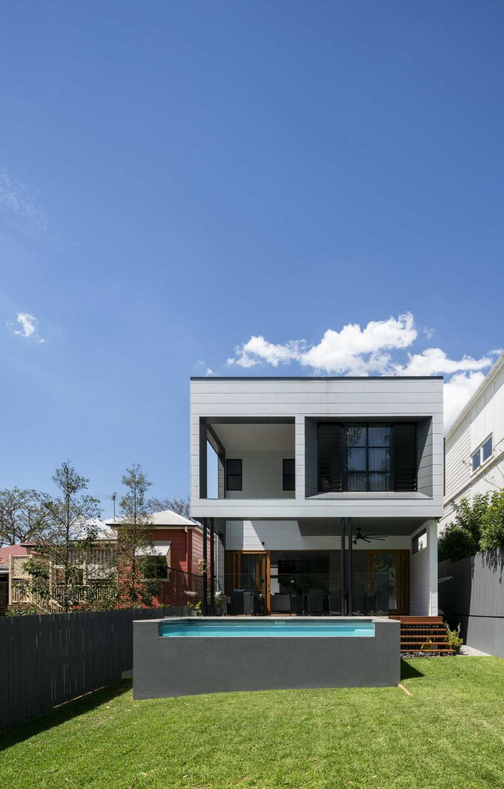 Small workers cottage renovation in Paddington by Studio 15b
