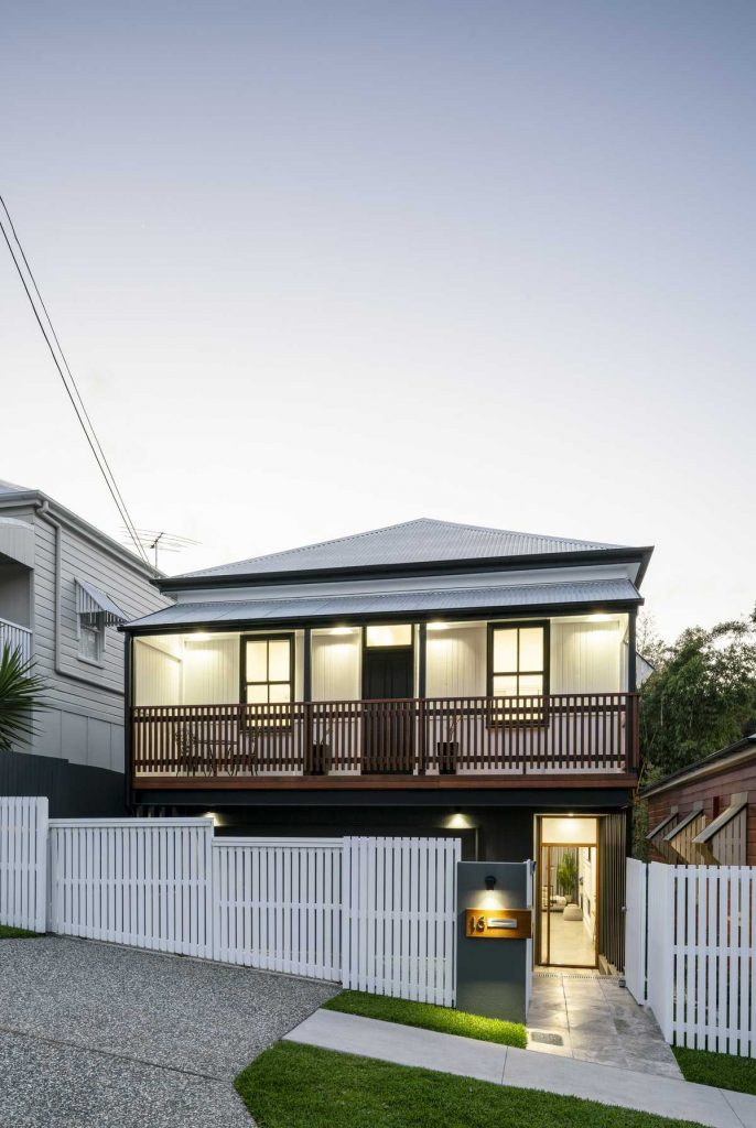 %name Small workers cottage renovation in Paddington by Studio 15b