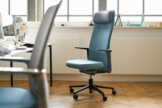 ergonomic desk chair How To Design The Perfect Office For Your Home