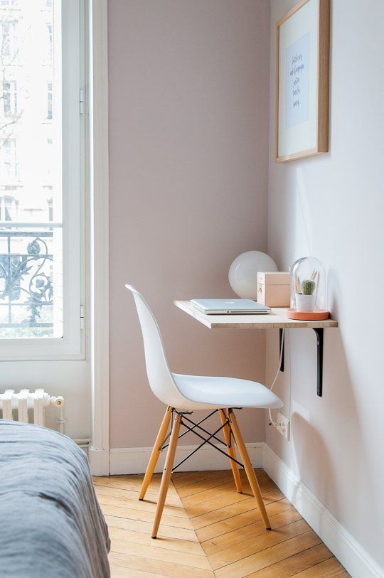 incredibly tiny home workspace How To Design The Perfect Office For Your Home