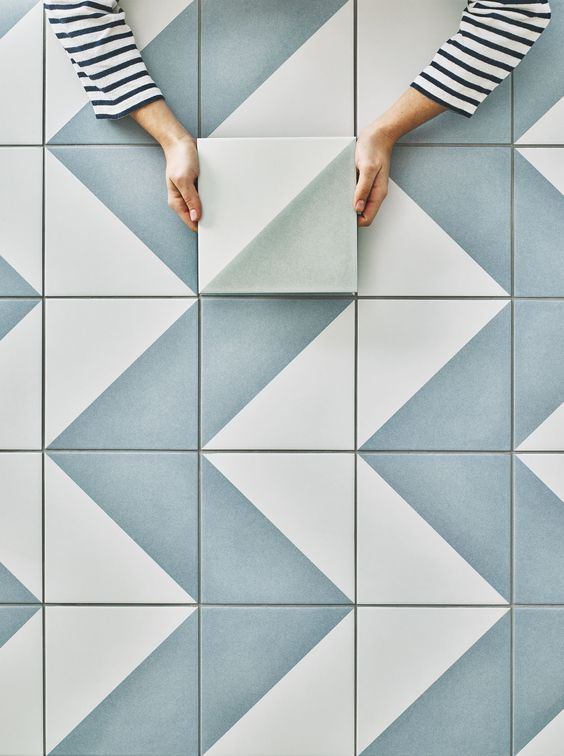 ship flag pattern porcelain tiles Things You Should Know About Porcelain Tiles