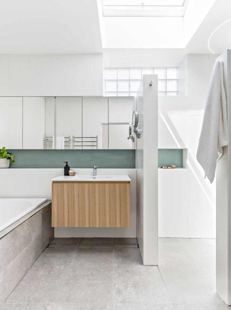 %name Interior Renovation To a Terrace House in Sydney