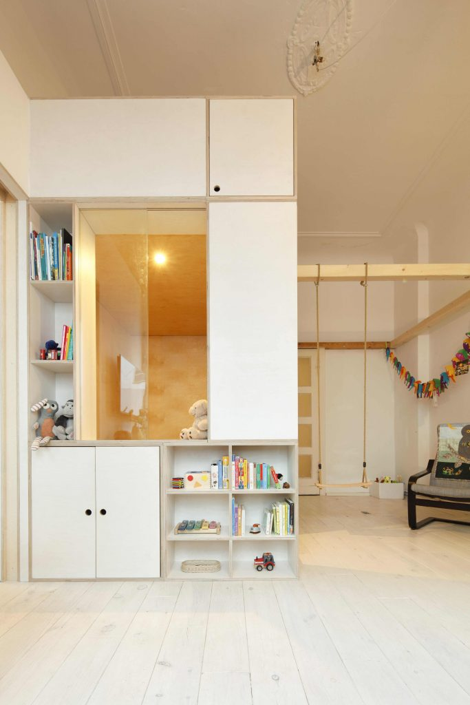%name Tiny Home In Berlin By Paola Bagna & Ziel:Architektur