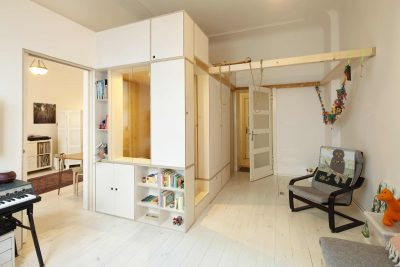 Tiny Home In Berlin By Paola Bagna & Ziel:Architektur