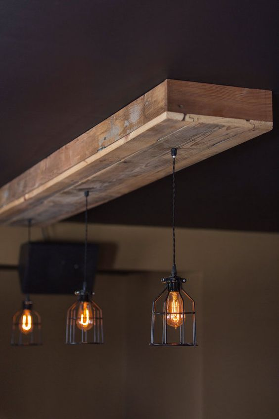 rustic lighting 4 Tips On How To Make Your House Have a Warm Rustic Vibe