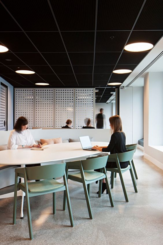 celgene offices melbourne What Makes a Productive Office Space?