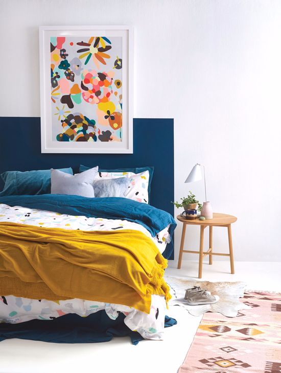 colorful bedding How Unique Bedding Can Really Bring Your Bedroom To Life