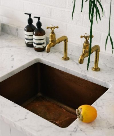 Why a copper sink is well worth buying