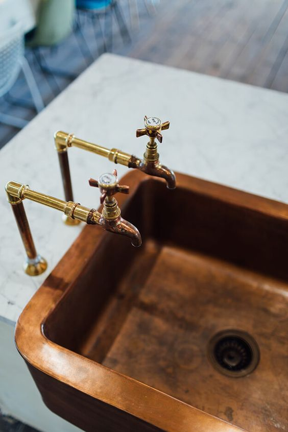 copper sink Why a copper sink is well worth buying