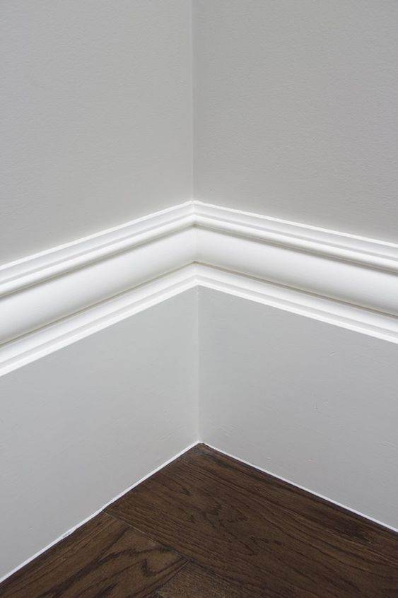 intrim moldings Main differences between MDF and Oak Skirting Boards