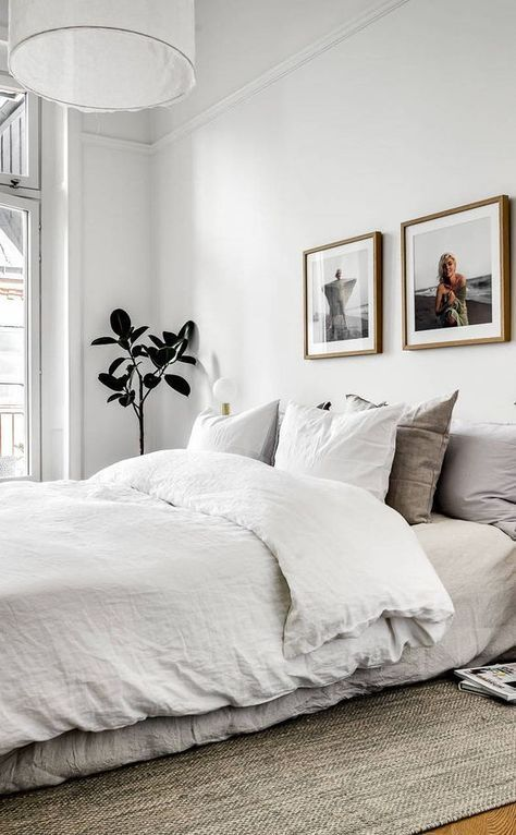 minimalist neutral bedding How Unique Bedding Can Really Bring Your Bedroom To Life
