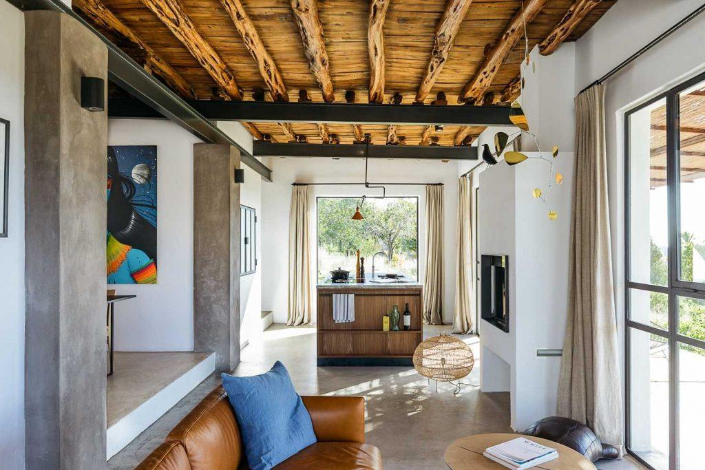 %name Abandoned warehouse transformation to a dreamy Loft by Ibiza Interiors