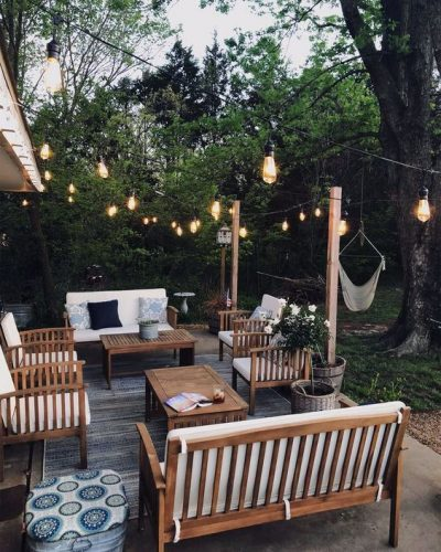 Unique Outdoor Decorations For Summer Parties