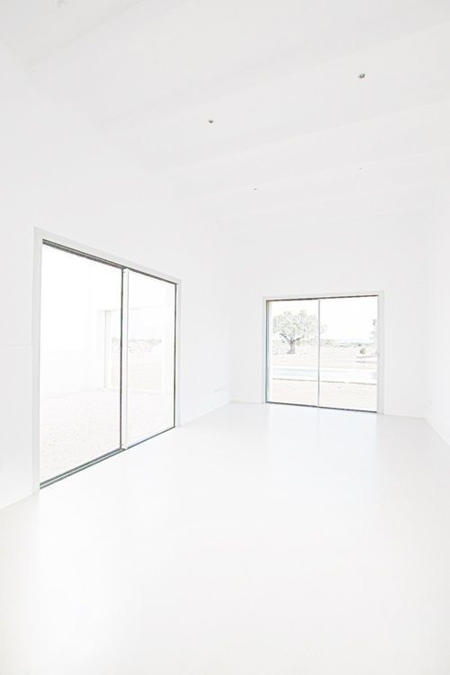 white empty apartment What People don't tell you about Moving House