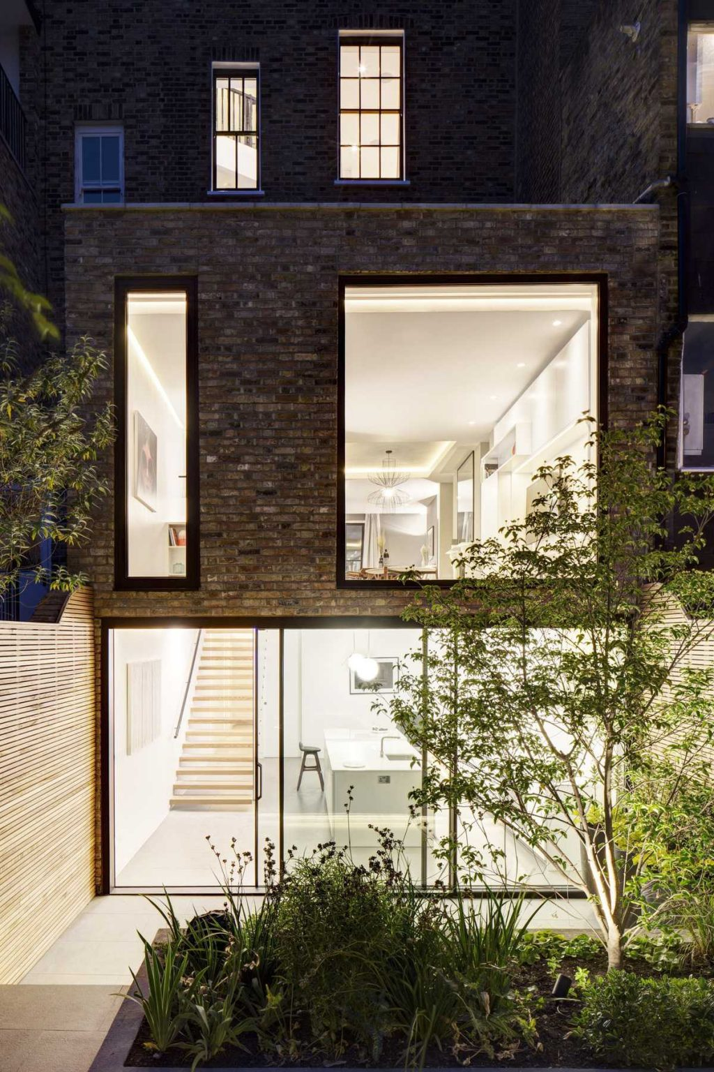 Refurbishment of an old Victorian Terrace House