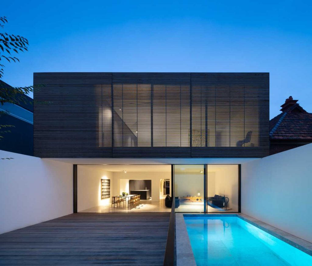 %name Extension to an existing house by Modscape