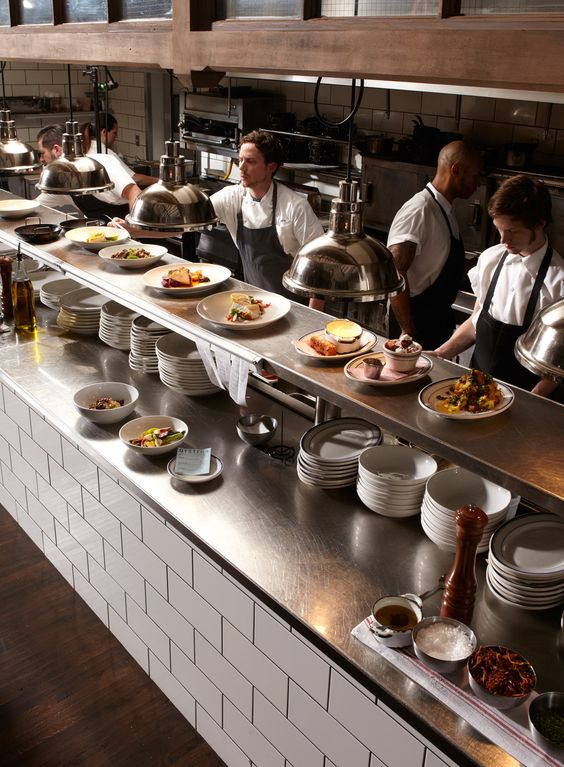 aluminium countertops 7 Maintenance Tips For Keeping Restaurant Kitchens In A Great Shape