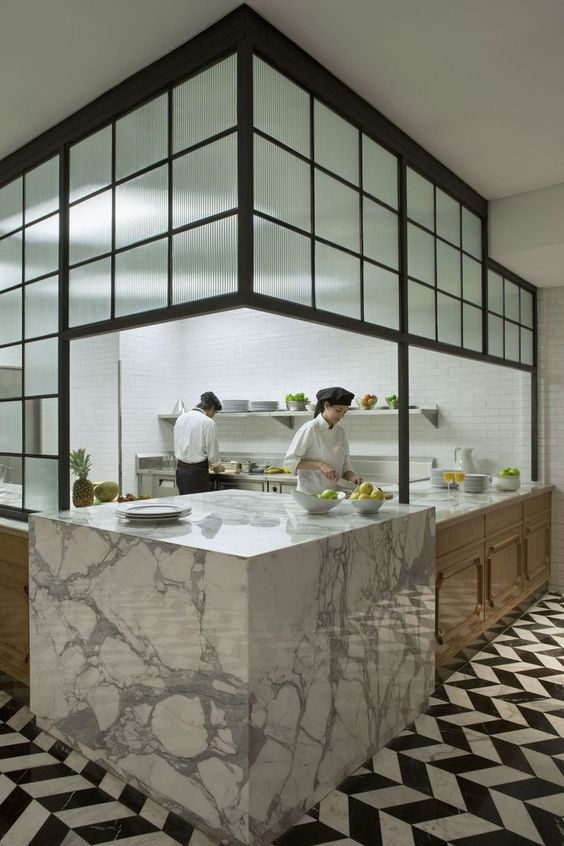 minimalist restaurant interior 7 Maintenance Tips For Keeping Restaurant Kitchens In A Great Shape